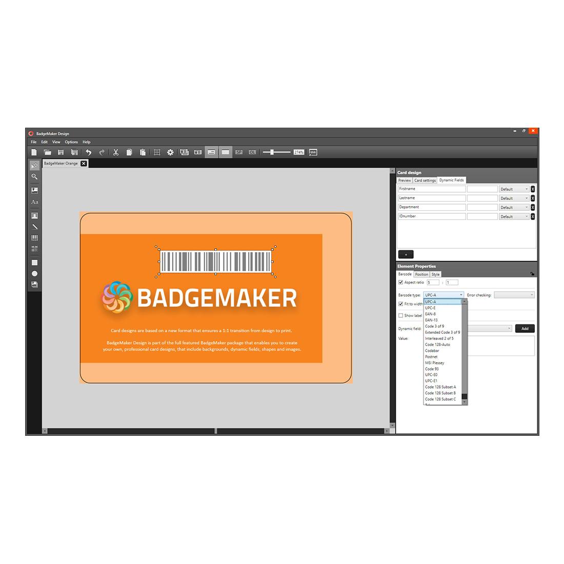 BadgeMaker PRO - Badge Software