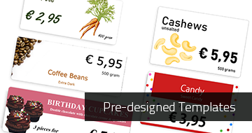 Get BadgeMaker Card Design Templates
